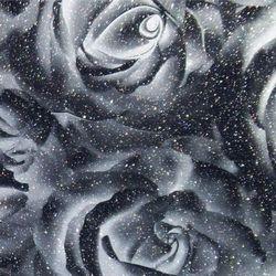 Роза черная ТМ-437