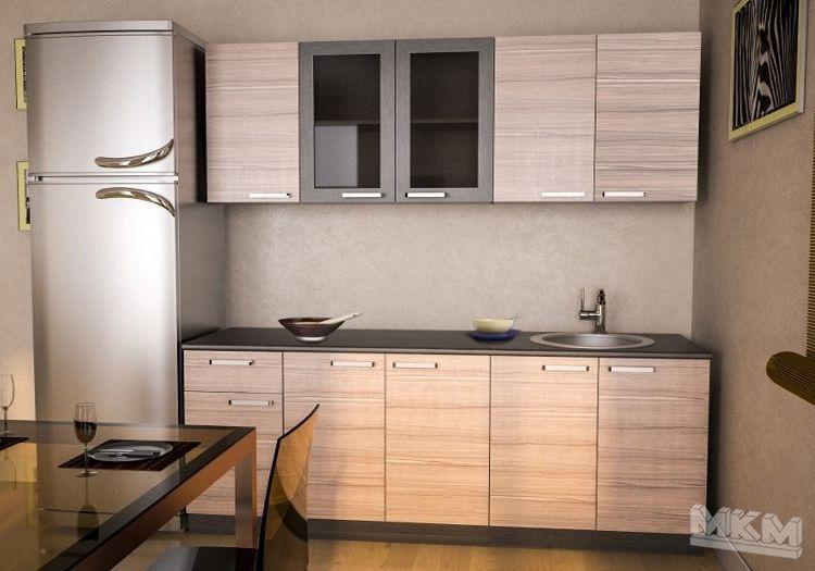 Кухня ЛДСП Kl-07
