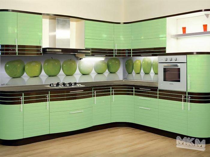 Кухня Эмаль Ке-17
