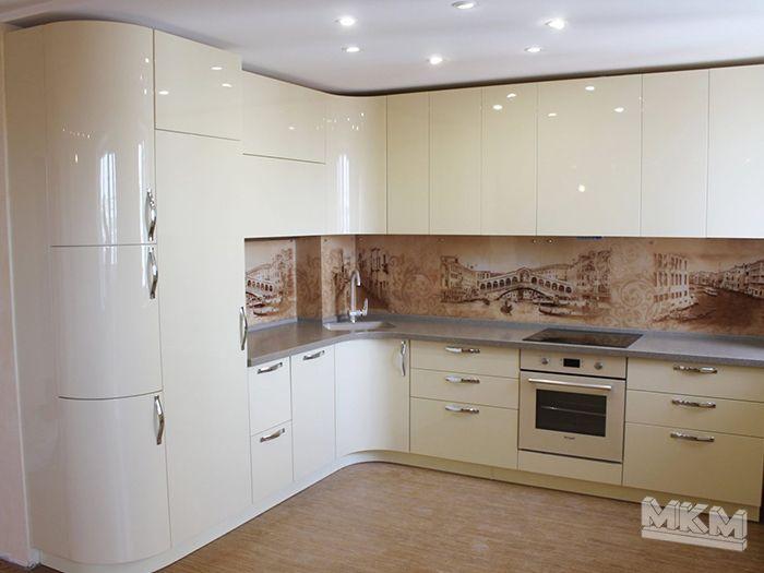 Кухня Эмаль Ке-18