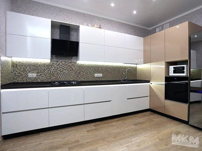 Кухня МДФ К-35