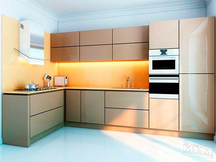 Кухня МДФ К-37