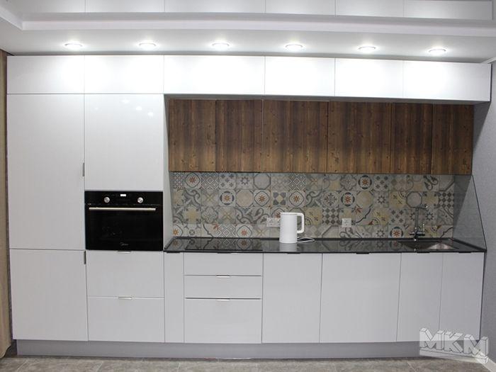 Кухня ПЛАСТИК КР-33