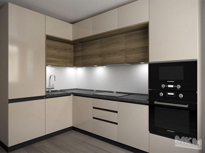 Кухня МДФ К-57