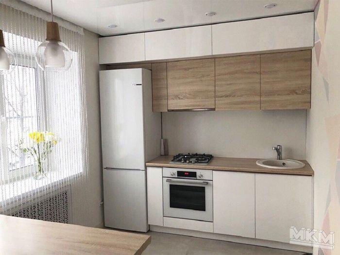 Кухня МДФ К-58
