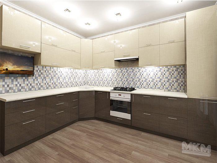 Кухня Алвик Ka-23