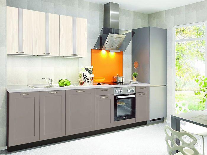 Кухня МДФ К-62