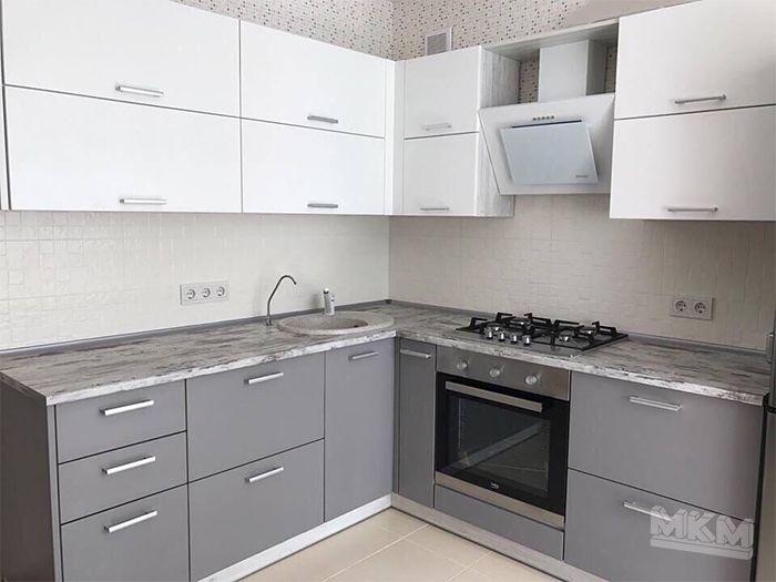 Кухня МДФ К-67