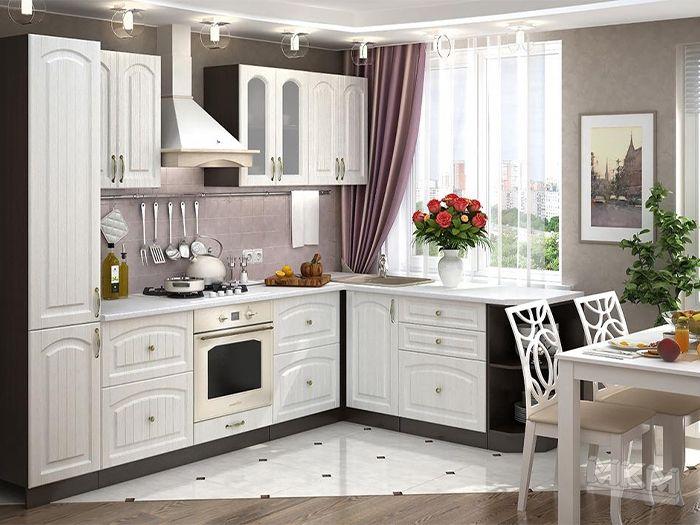 Кухня МДФ К-78