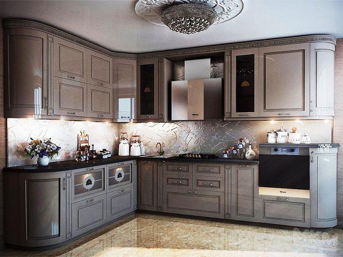 Кухня Эмаль Ке-35