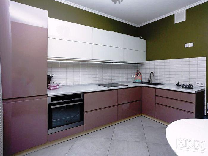 Кухня Эмаль Ке-41